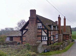 Cottages near Breinton Manor Farm