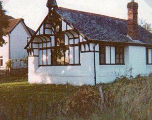 Former Mission Church in Breinton Common