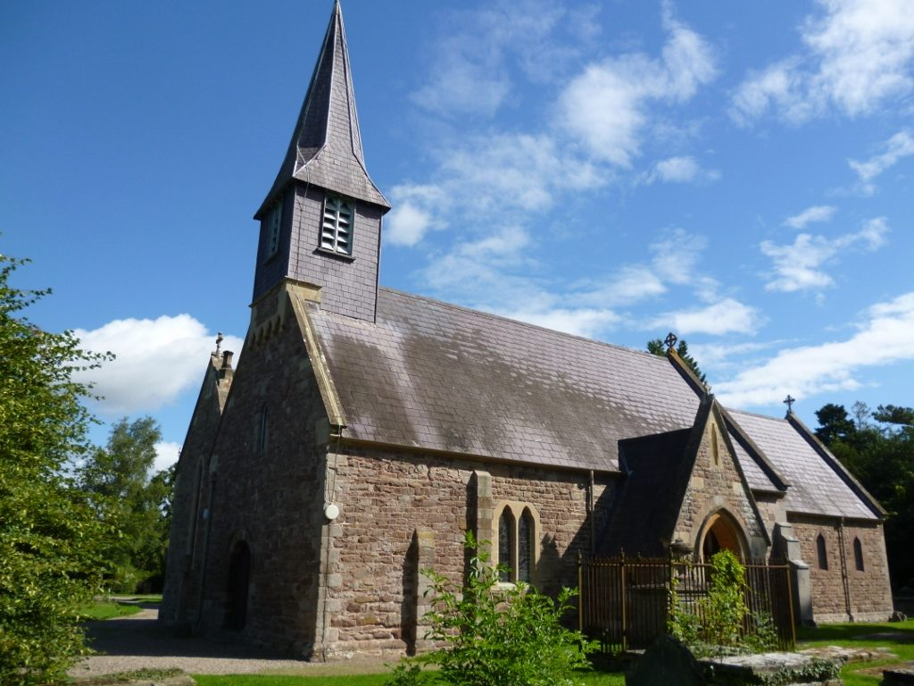 St. Michaels Church Breinton