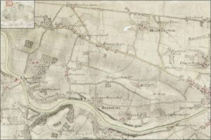 Breinton old map 1815